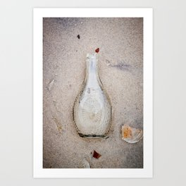 Dead Horse Bottle 1 Art Print
