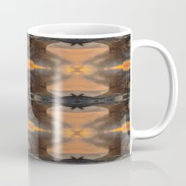 The Sun Always Shines Behind The Clouds Coffee Mug