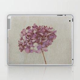 Beautiful Vintage Hydrangea Laptop & iPad Skin