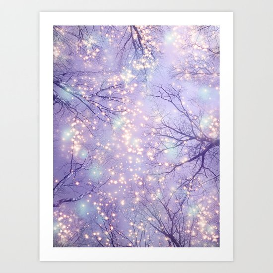 Each Moment of the Year Has Its Own Beauty Art Print