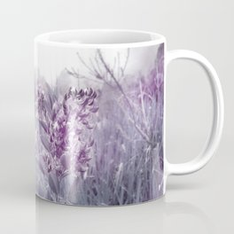 PINKY WILD FLOWER IN THE MOUNTAIN Coffee Mug