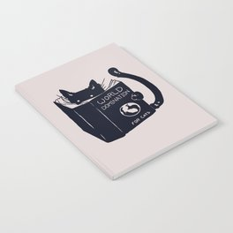 World Domination For Cats Notebook