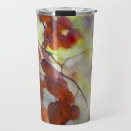 Dreaming on a Summer Day abstract nature photo Travel Mug