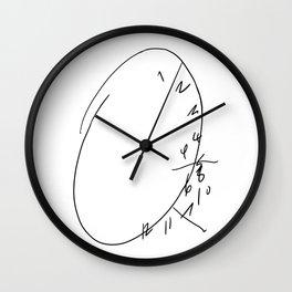 Hannibal Clock Wall Clock
