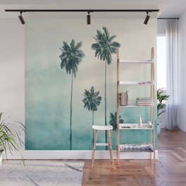 Palm Trees Wall Mural