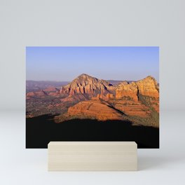 Sedona Arizona Viewed from Schnebly Hill Mini Art Print