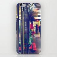 subway iPhone & iPod Skins featuring subway. by zenitt