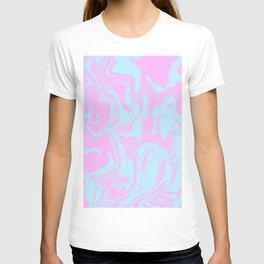 Random abstract instruction T-shirt