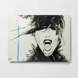 Girls are fantastic Metal Print
