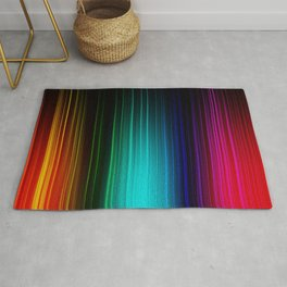 Color Reigns Rug