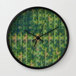 Paging Broug 6 Wall Clock