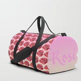 Roses are Red, Violets are Violet? Duffle Bag