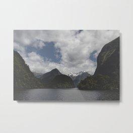 Wilmot Pass Metal Print