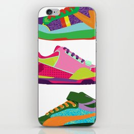 My Kicks iPhone Skin