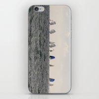 sailing iPhone & iPod Skins featuring sailing by habish