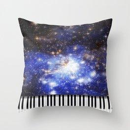 Keys of the Divine Throw Pillow