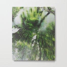 Pure Lake Water - Umbria Metal Print
