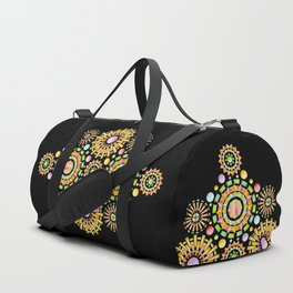 Sorbet Sunburst Duffle Bag