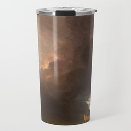 Thomas Cole - The Voyage of Life Old Age, 1842 Travel Mug