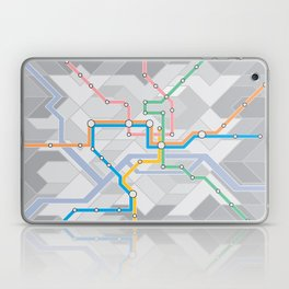 Metropolitan Laptop & iPad Skin