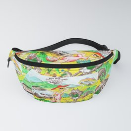 Red Riding Hood Fanny Pack