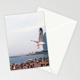 Barcelona film photo Stationery Cards