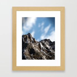 The Outpost Framed Art Print