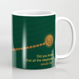 Neat Nature Facts Coffee Mug