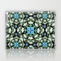 Beaux Arts Folkloric Lily Laptop & iPad Skin