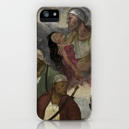 A Terrible Mistake iPhone Case
