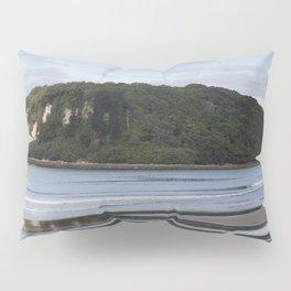 Coastal landscape Pillow Sham
