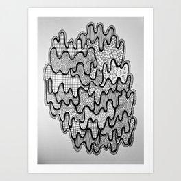 Melting Pot Art Print