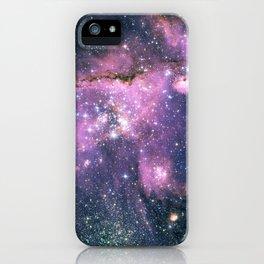 Small magellanic cloud iPhone Case