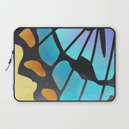 Watercolor Butterly Laptop Sleeve