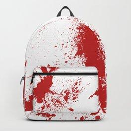 Blood Spatter Backpack