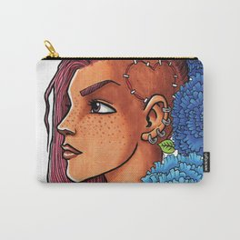 Fight Like a Girl2 Carry-All Pouch