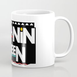 Melanin Queen Coffee Mug