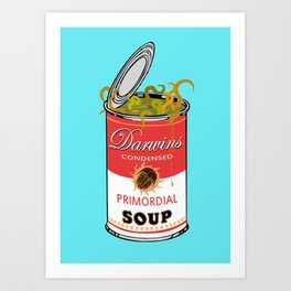 Primordial Soup Art Print