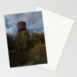 Ironbridge Cooling Towers Stationery Cards