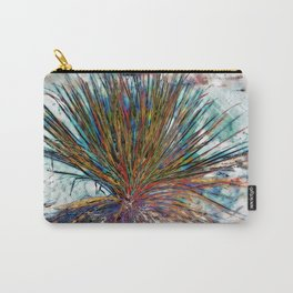 Painted Desert Yucca Plant Carry-All Pouch