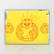 Laughter Brightens the Soul Laptop & iPad Skin