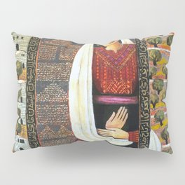Vision by Nabil Anani Pillow Sham