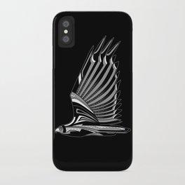 Hawk Deco III iPhone Case