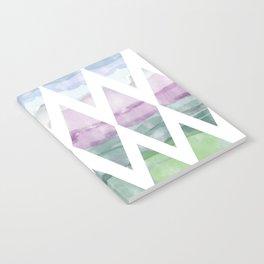 Mountains Notebook
