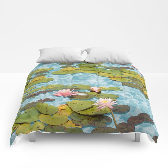 Poetry #society6 #buyart #decor Comforters
