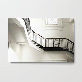 Light Stairway Metal Print