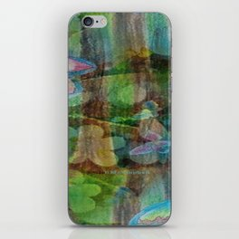 """"""" Maiden In The Mist """" iPhone Skin"""
