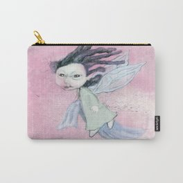 Moonstruck - the sleeping fairy Carry-All Pouch