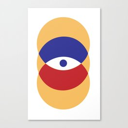 C I R | Eye Canvas Print