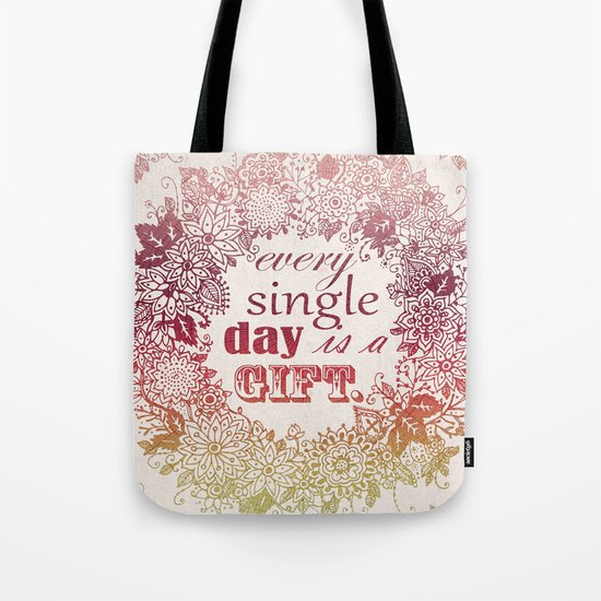 A Word to the Wise Tote Bag